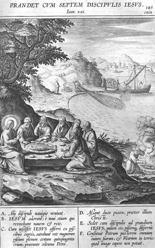 UNKNOWN; Illustrator of Jerome Nadal's 'Evangelicae Historiae Imagines', 1593