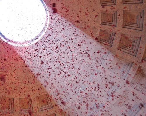 Veni Creator Spiritus  | The Mass for Pentecost | Shower of Roses, Pantheon, Rome.