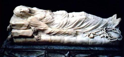 Christo Velato | Giuseppe Sanmartino, 1753, marble | Museo Capella San Severo, Naples
