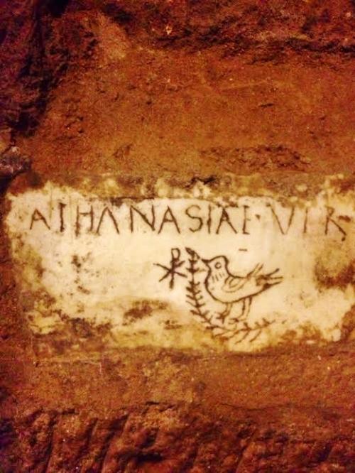 Athanasiae | Catacombe di Sant'Agnese Fuori le Mura | Roma