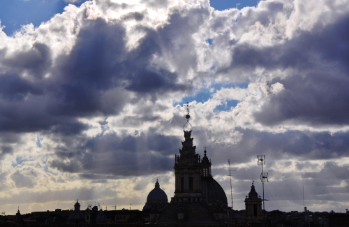Piazza Navona , Roma |  Sant' Agnese in Agone